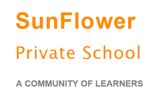 SunFlo​wer Private School Retina Logo